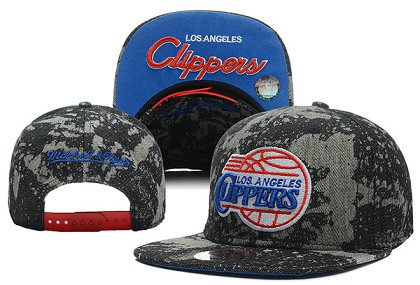 Los Angeles Clippers NBA Snapback Hat XDF-A
